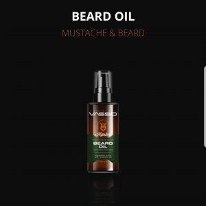 Mustache & Beard Oil